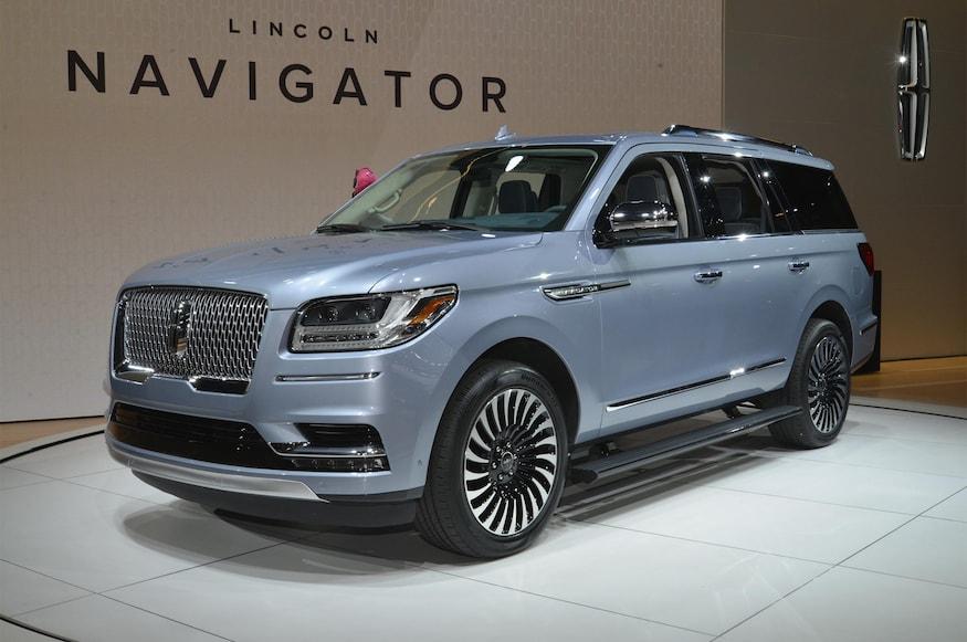 2018 Lincoln Navigator Black Label Is A
