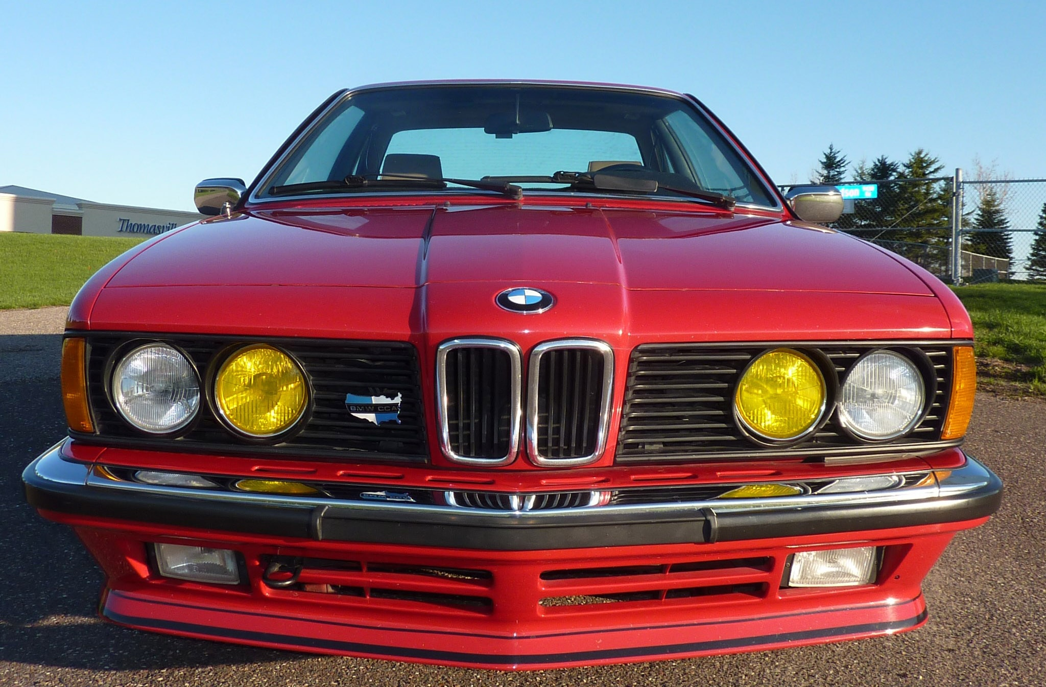 Just Listed 1985 Bmw 635csi