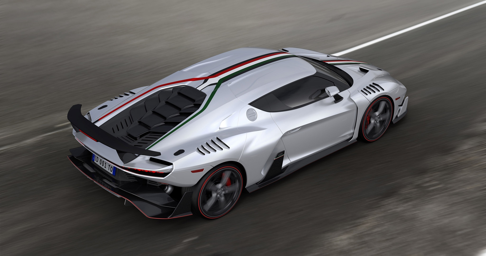 Listen to the First Cry of the Italdesign Zerouno , Automobile
