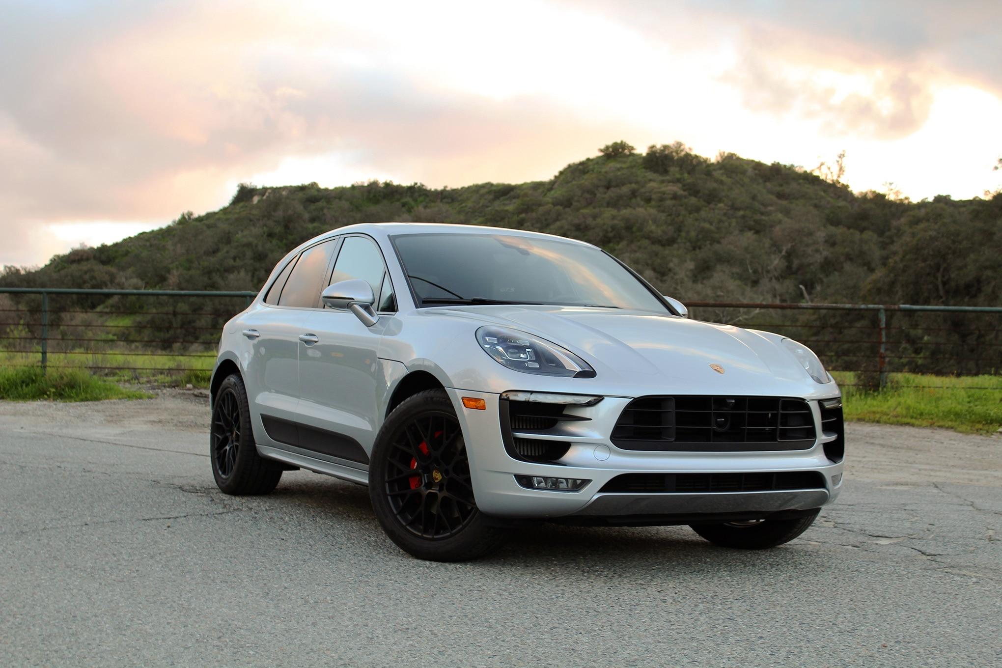 One Week With 2017 Porsche Macan Gts