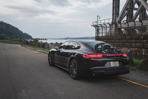 2017 Porsche Panamera Turbo One Week Review Sep