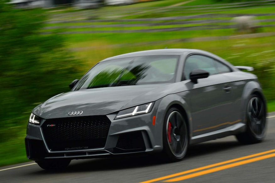 Audi Tt Rs >> 2018 Audi Tt Rs U S Spec First Drive Review Sep