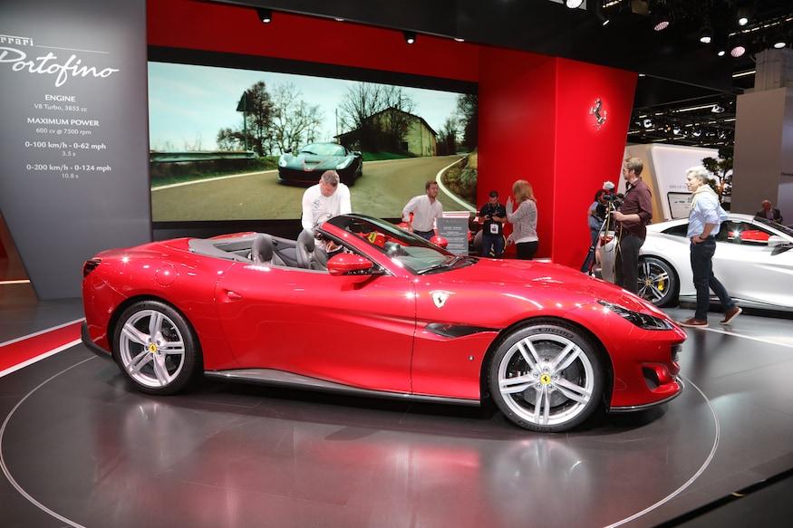 2018 Ferrari Portofino Looks Sharp In Frankfurt