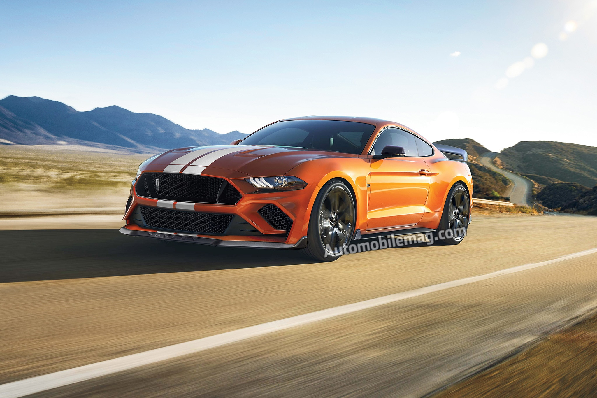 2019 Ford Mustang Shelby Gt500 Confirmed With 700 Horsepower