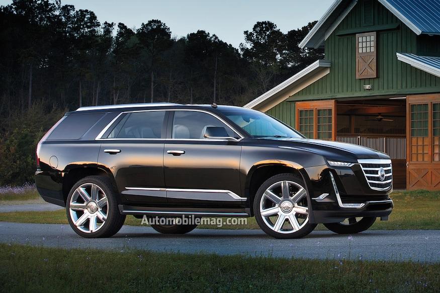 2020 Cadillac Escalade And Escalade Esv What To Expect