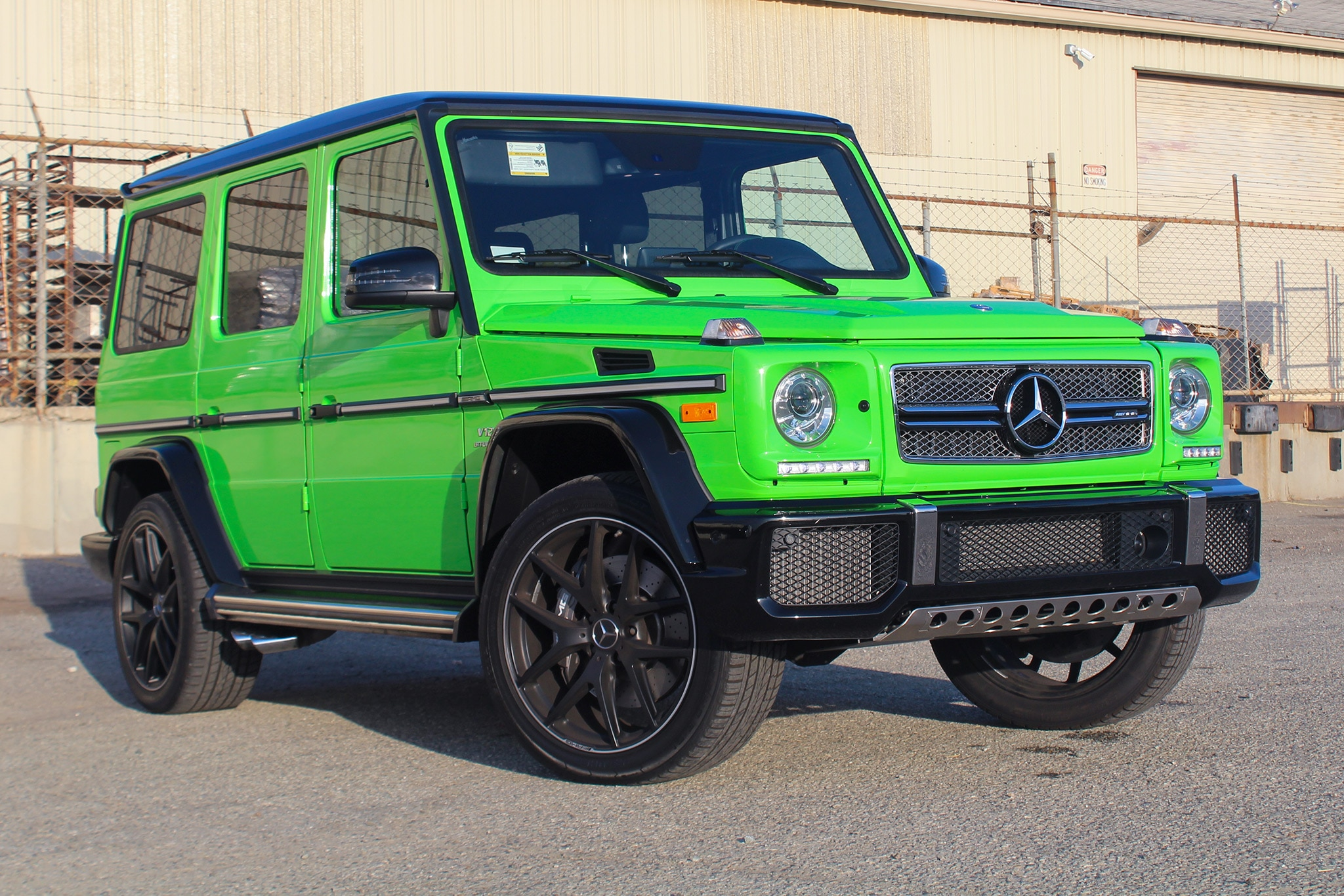 One Week With 2017 Mercedes Amg G65