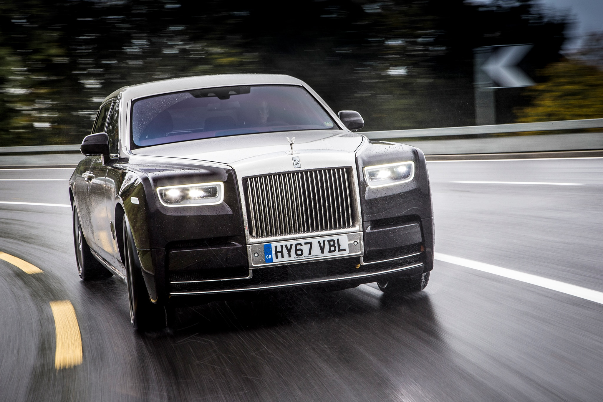 2018 Rolls-Royce Phantom First Drive Review %%sep ...