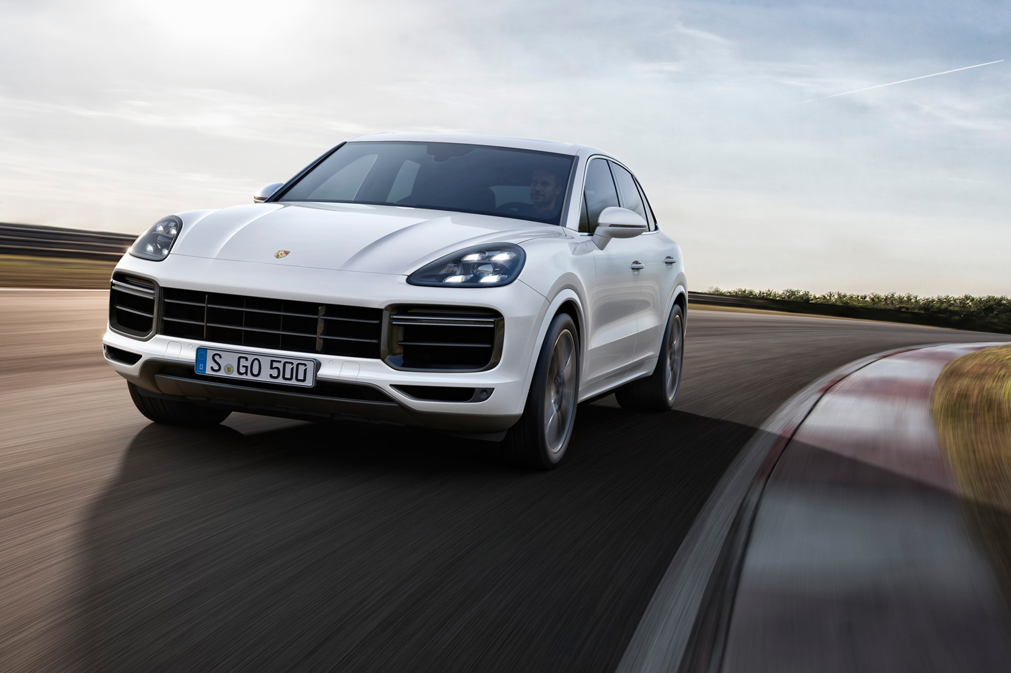 How Porsche Says It Will Make the 2019 Cayenne the Best SUV