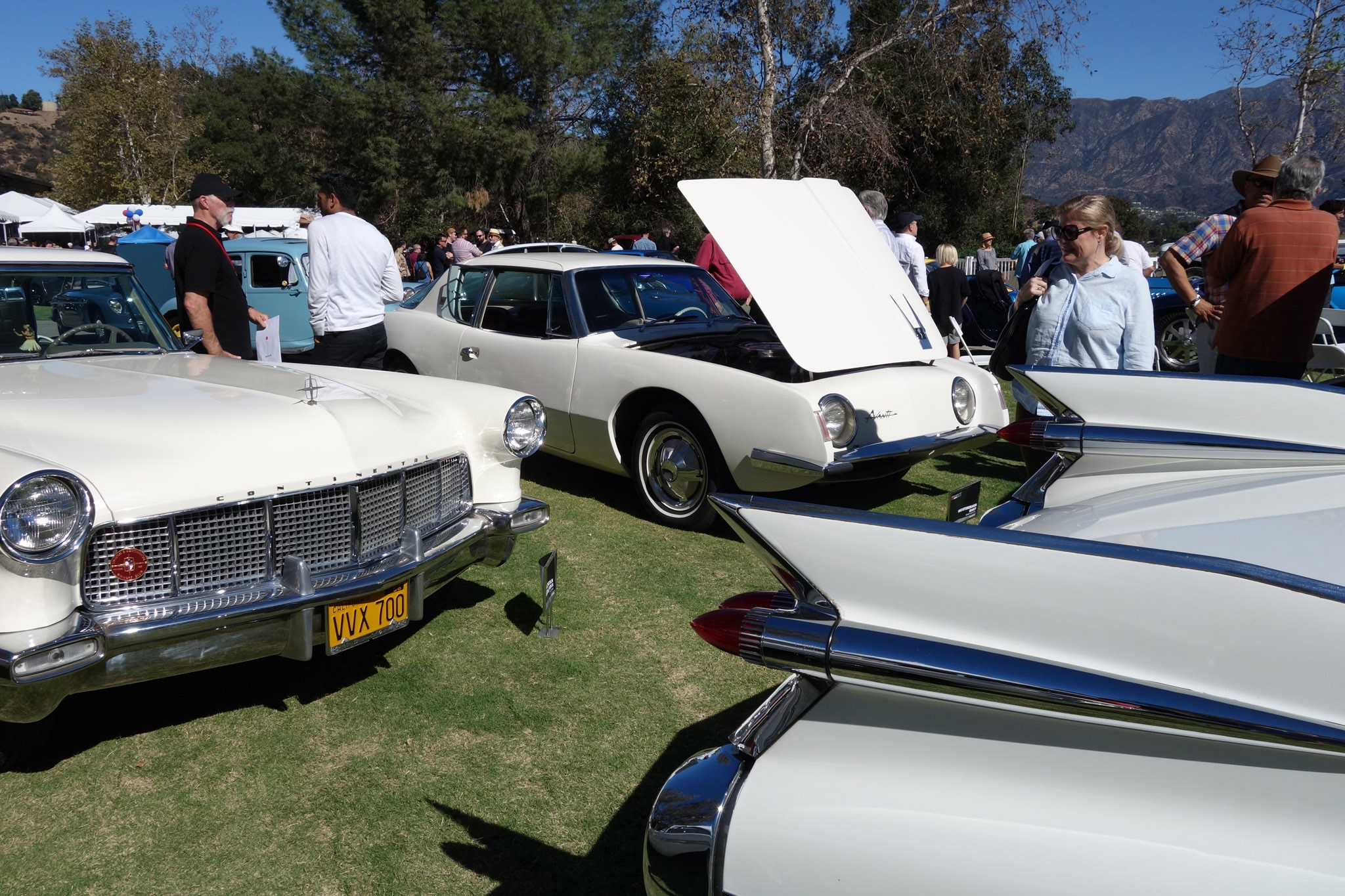 Art Center Car Classic 2017 Celebrates American French And