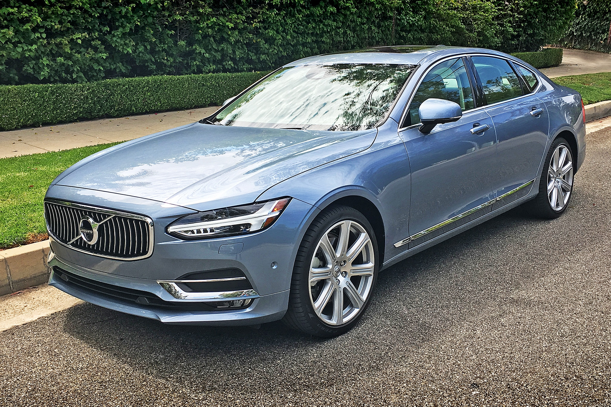 One Week With 2017 Volvo S90 T6 Awd Inscription
