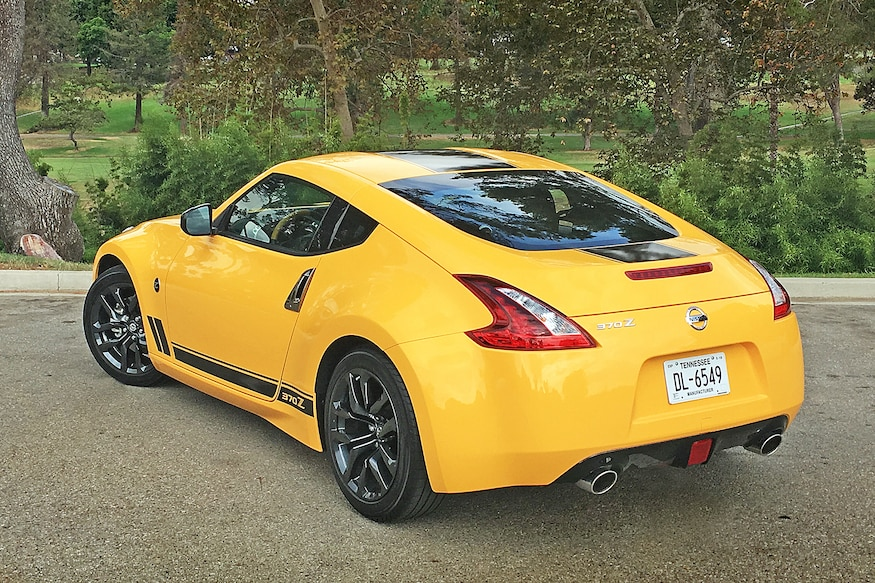 Nissan 370Z 0-60 >> 2018 Nissan 370z Heritage Edition One Week Review Sep