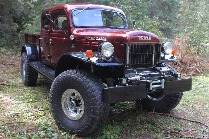 Dodge Power Wagon >> Legacy Classic Trucks Dodge Power Wagon Defines Custom Off