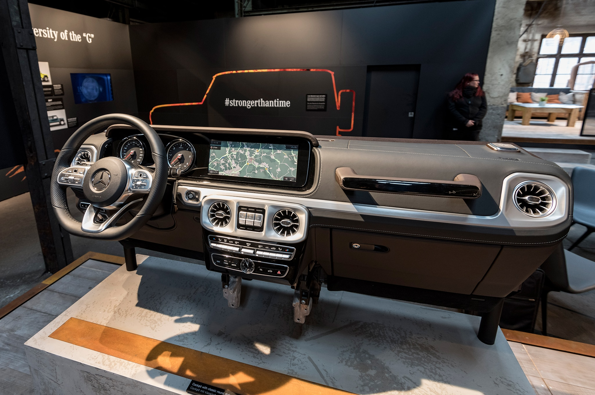 Heritage Meets High-Tech in the 2019 Mercedes-Benz G-Class