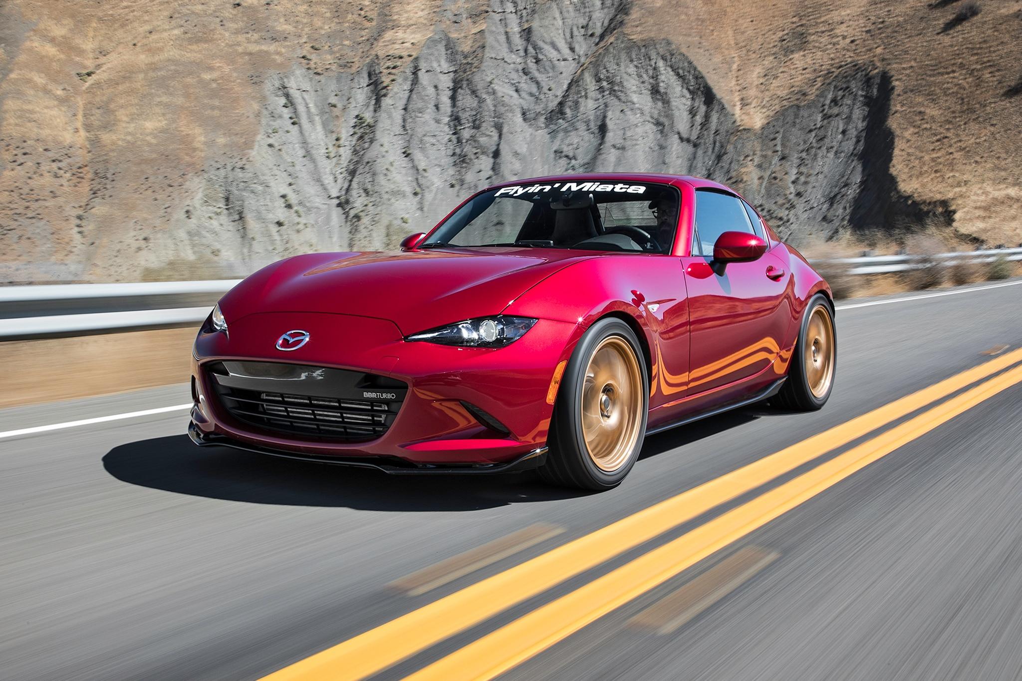 Kelebihan Mazda Mx5 Turbo Review