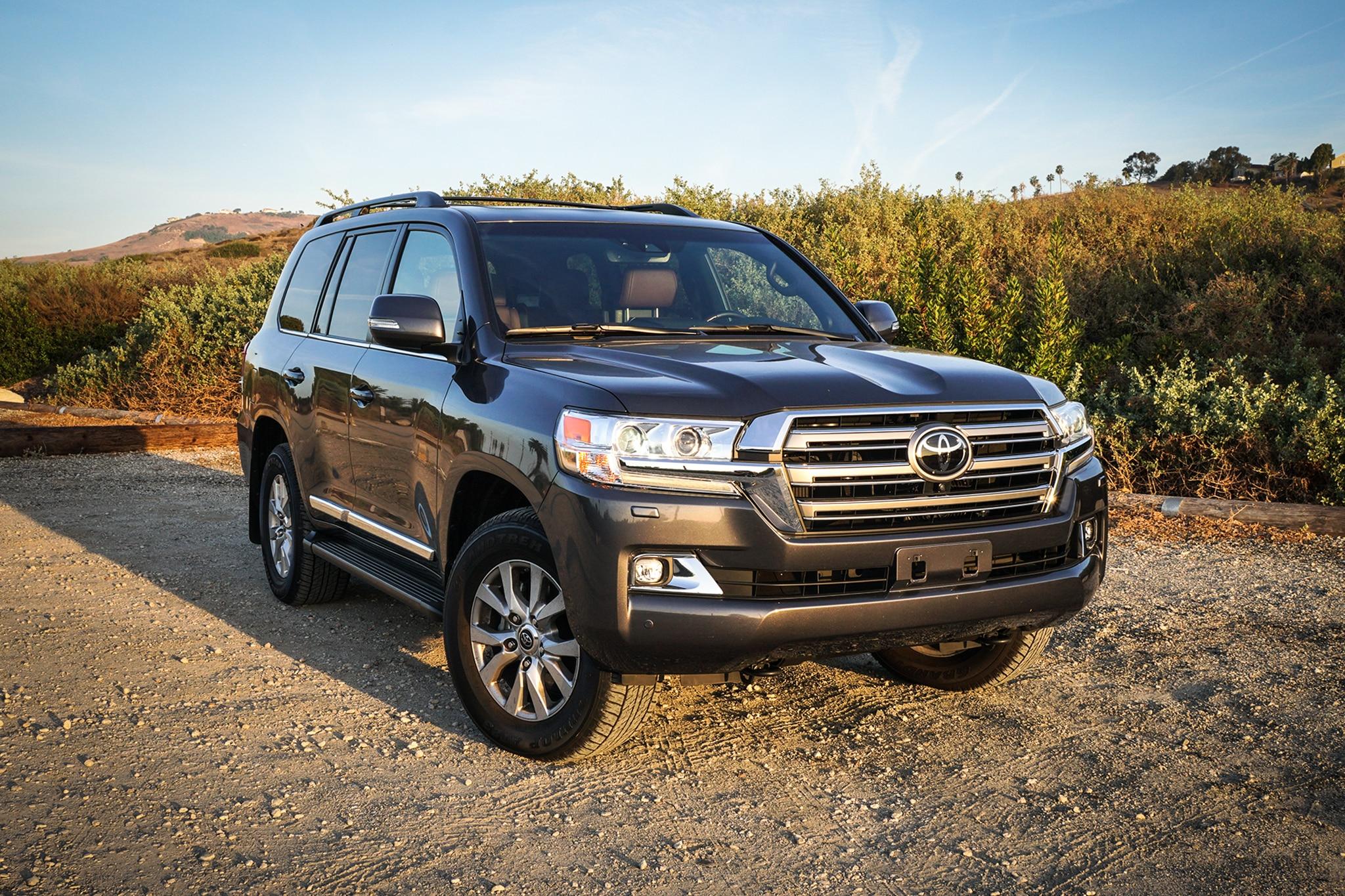 Kekurangan Toyota Land Cruiser 2018 Perbandingan Harga