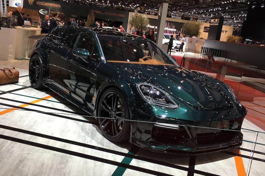 Geneva Motor Show 2018 >> Best Photos Of The 2018 Geneva Motor Show Automobile