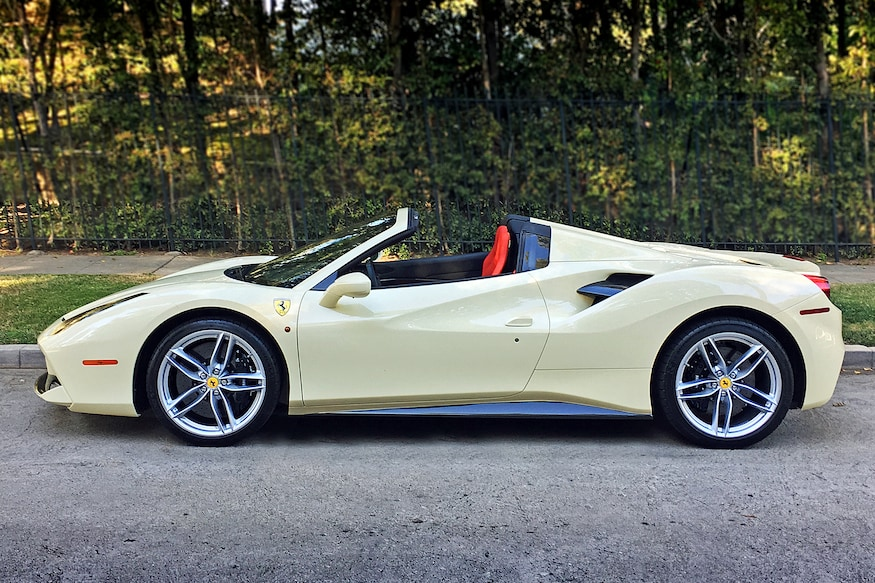 2018 Ferrari 488 Spider One Week Review Sep Sitename