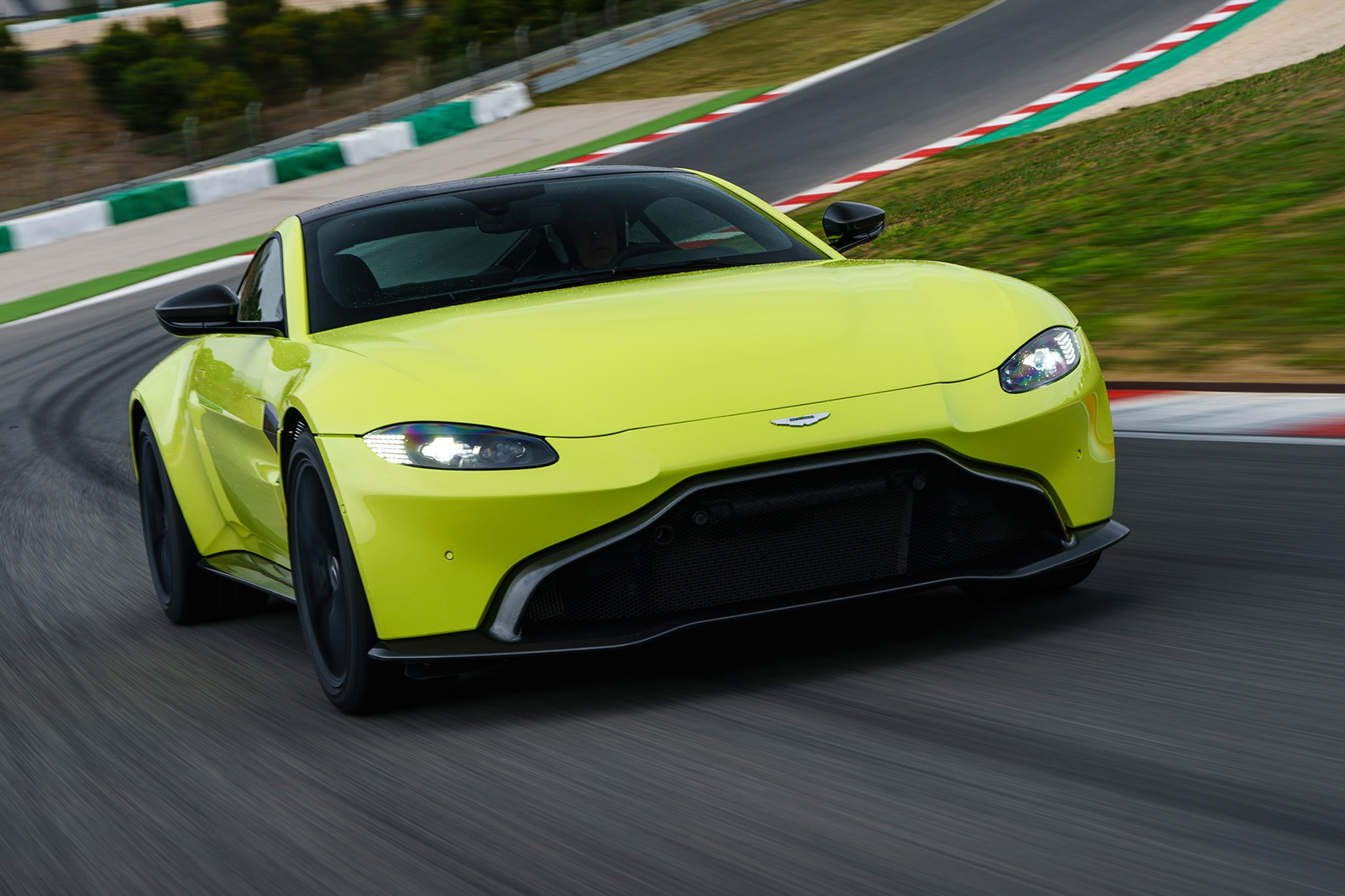 First Drive 2019 Aston Martin V8 Vantage