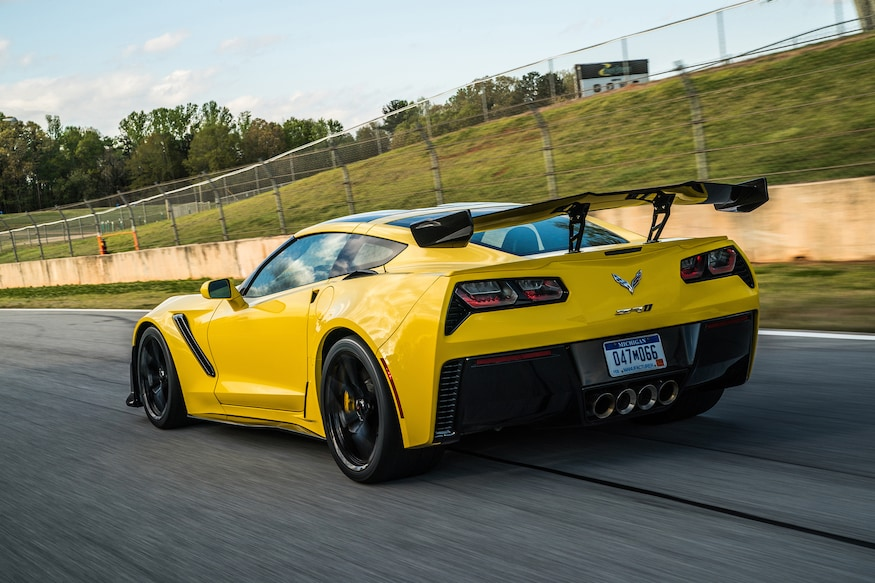 2019 Chevrolet Corvette ZR1 90