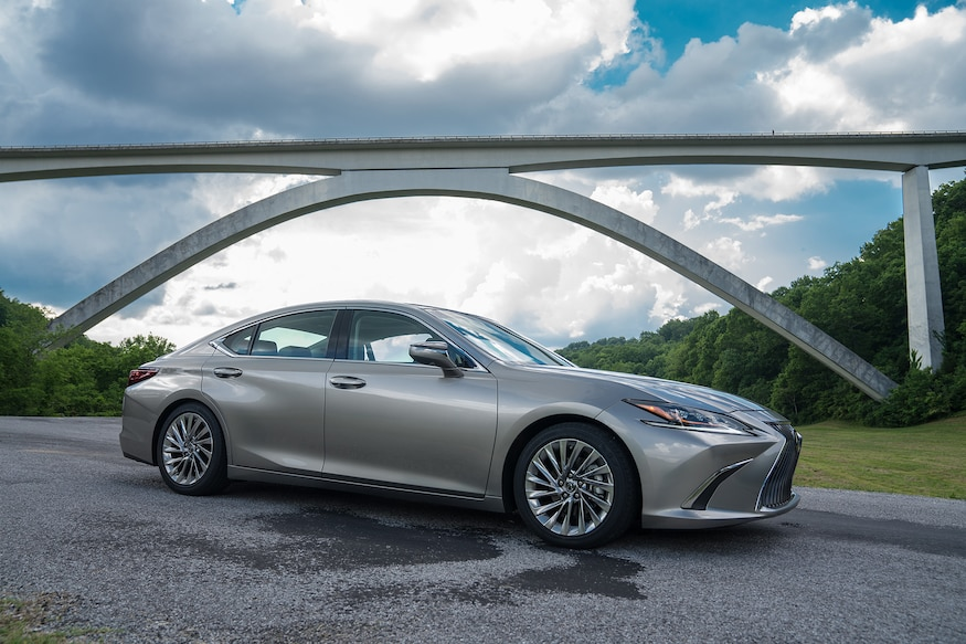 2019 Lexus Es 350 First Drive Review Sep Sitename