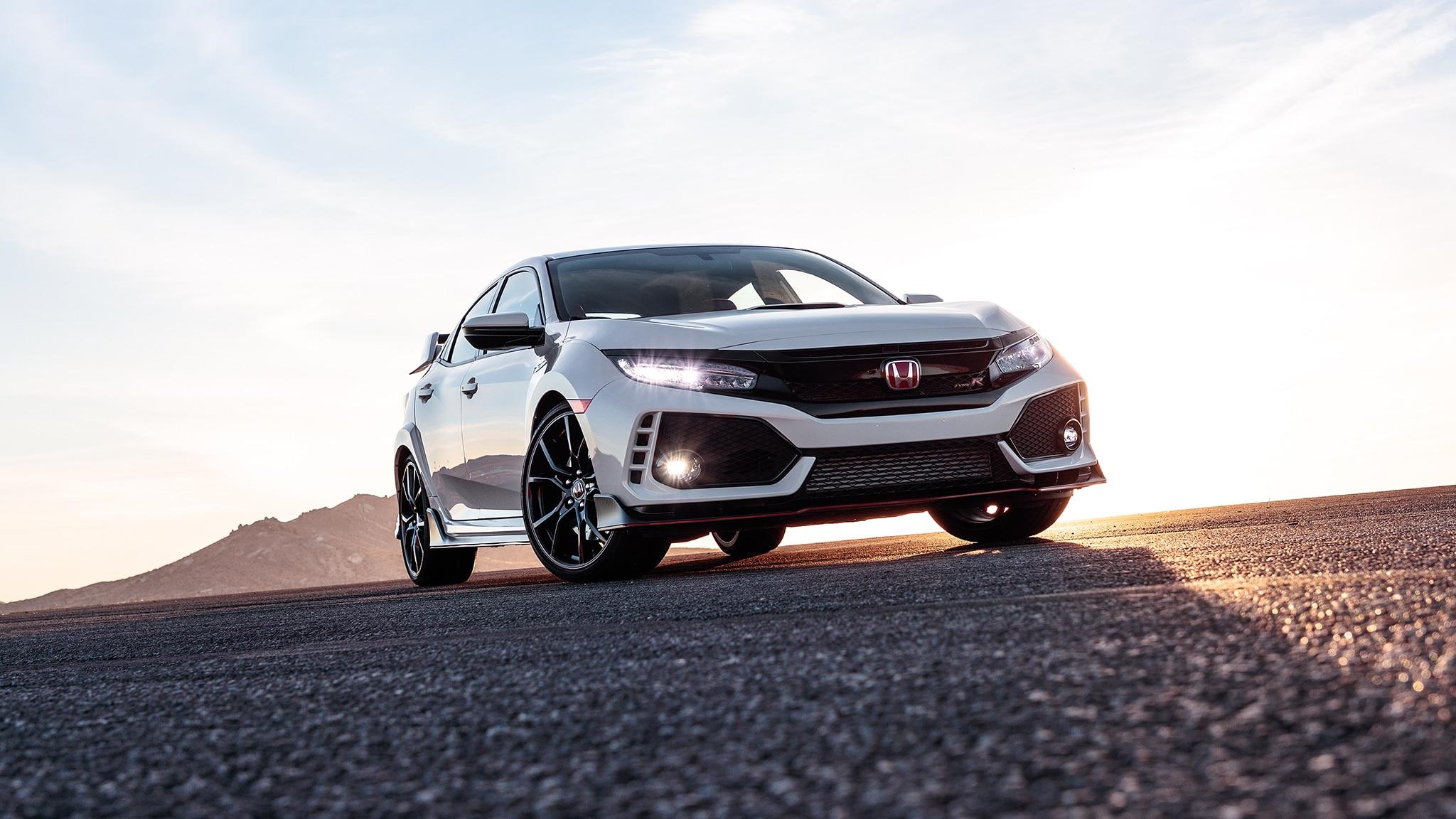 2017 Honda Civic Type R Four Seasons Update