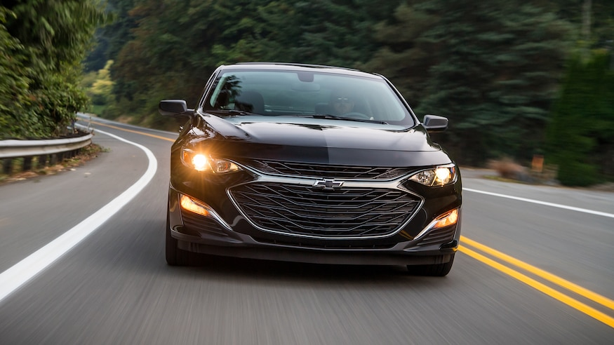 First Drive 2019 Chevrolet Malibu Rs Automobile