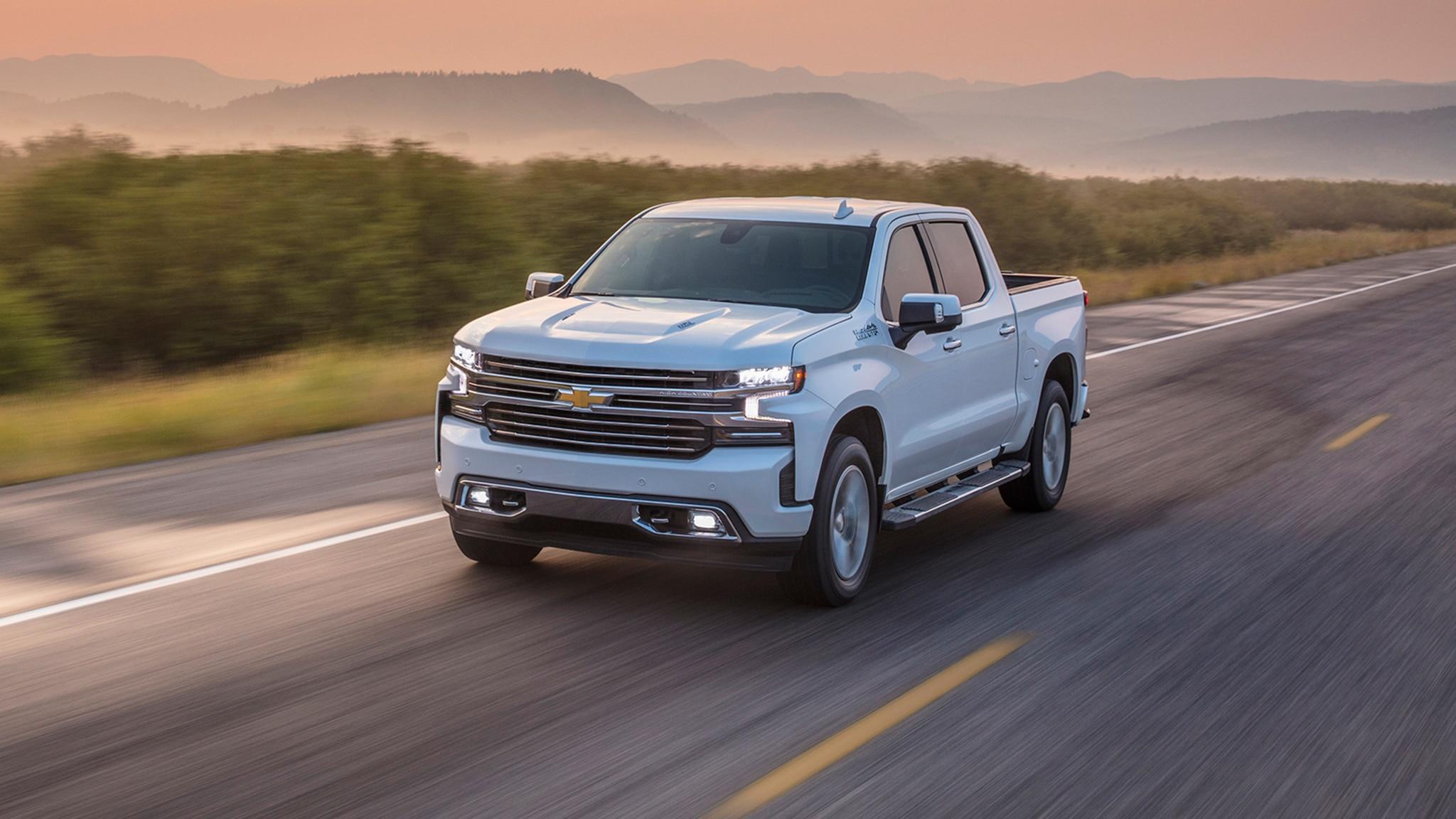 First Drive: 2019 Chevrolet Silverado High Country