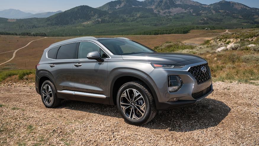 First Drive 2019 Hyundai Santa Fe Ultimate 2 0t Awd