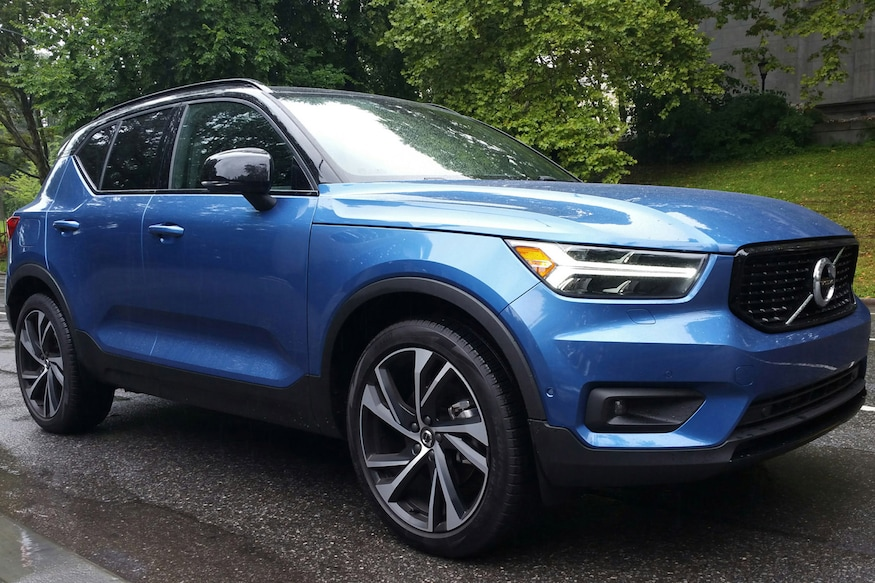 Volvo Electric Suv >> All Electric Volvo Xc40 Suv Coming This Year