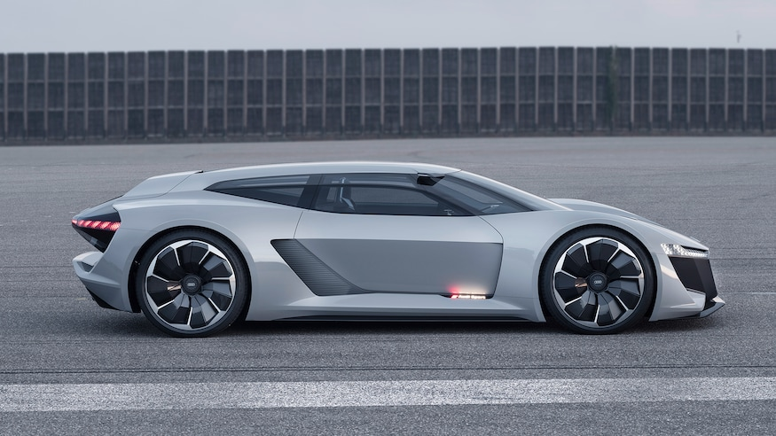 E Tronathon Audi S Future Evs Are Poised To Blow Minds