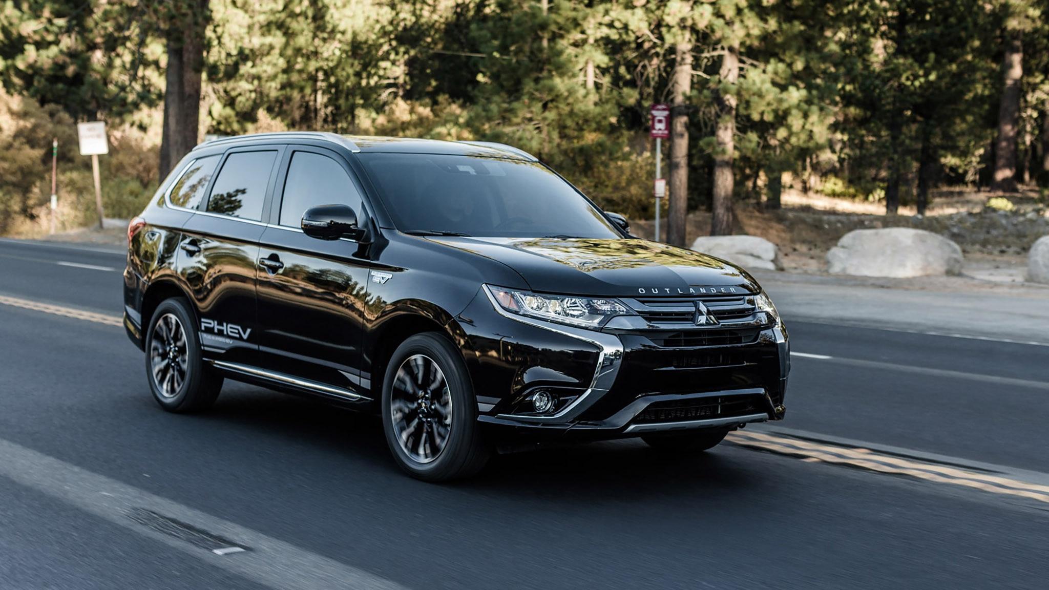 Quick Take 2018 Mitsubishi Outlander Phev