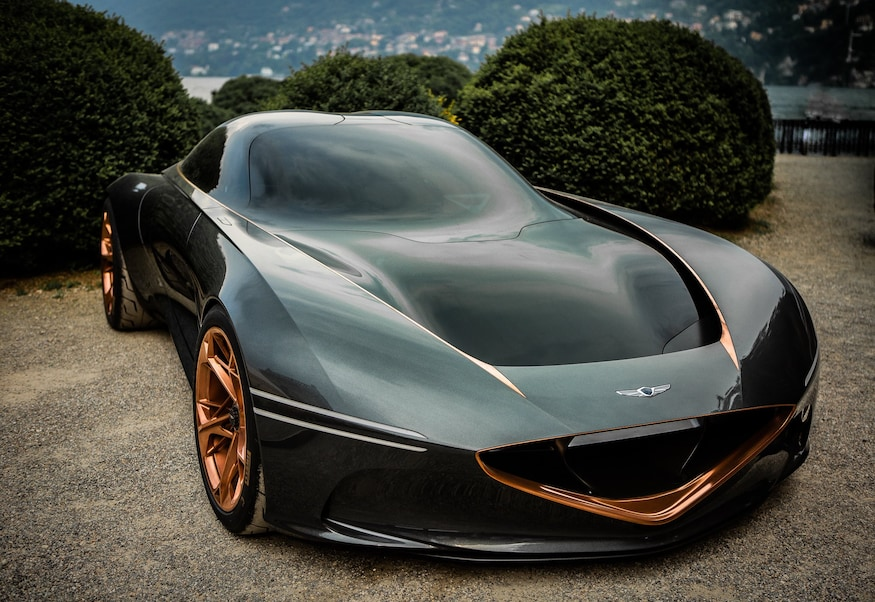 Genesis Sports Car >> Genesis Essentia Is Planned For Production Automobile
