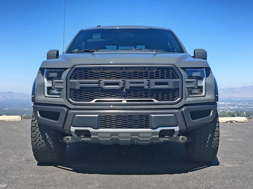 One Week With 2018 Ford F 150 Raptor 4x4 Supercrew Automobile
