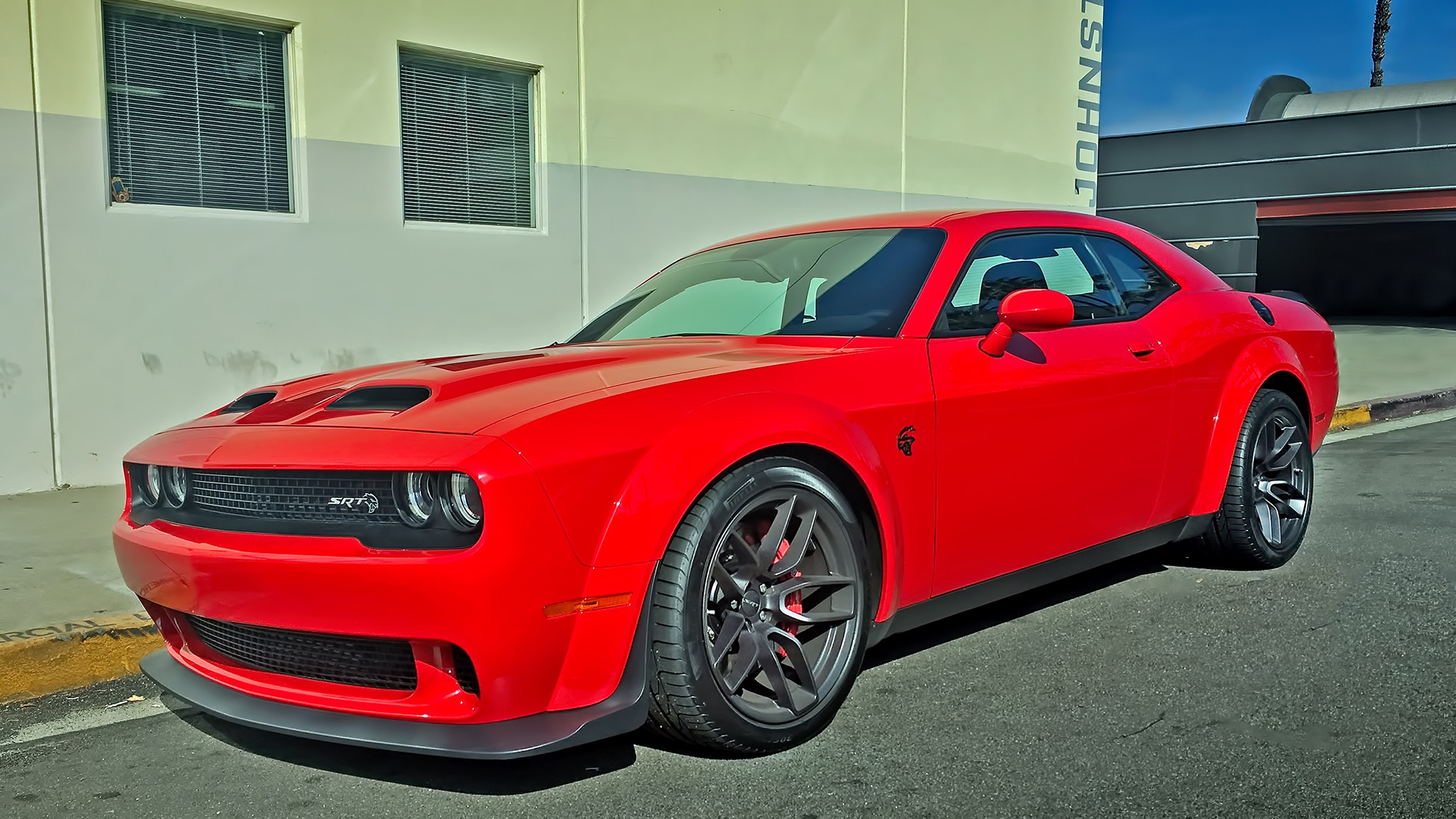 2019 Dodge Challenger Srt Hellcat Redeye One Week With The 797 Hp Insaniac Hellsled