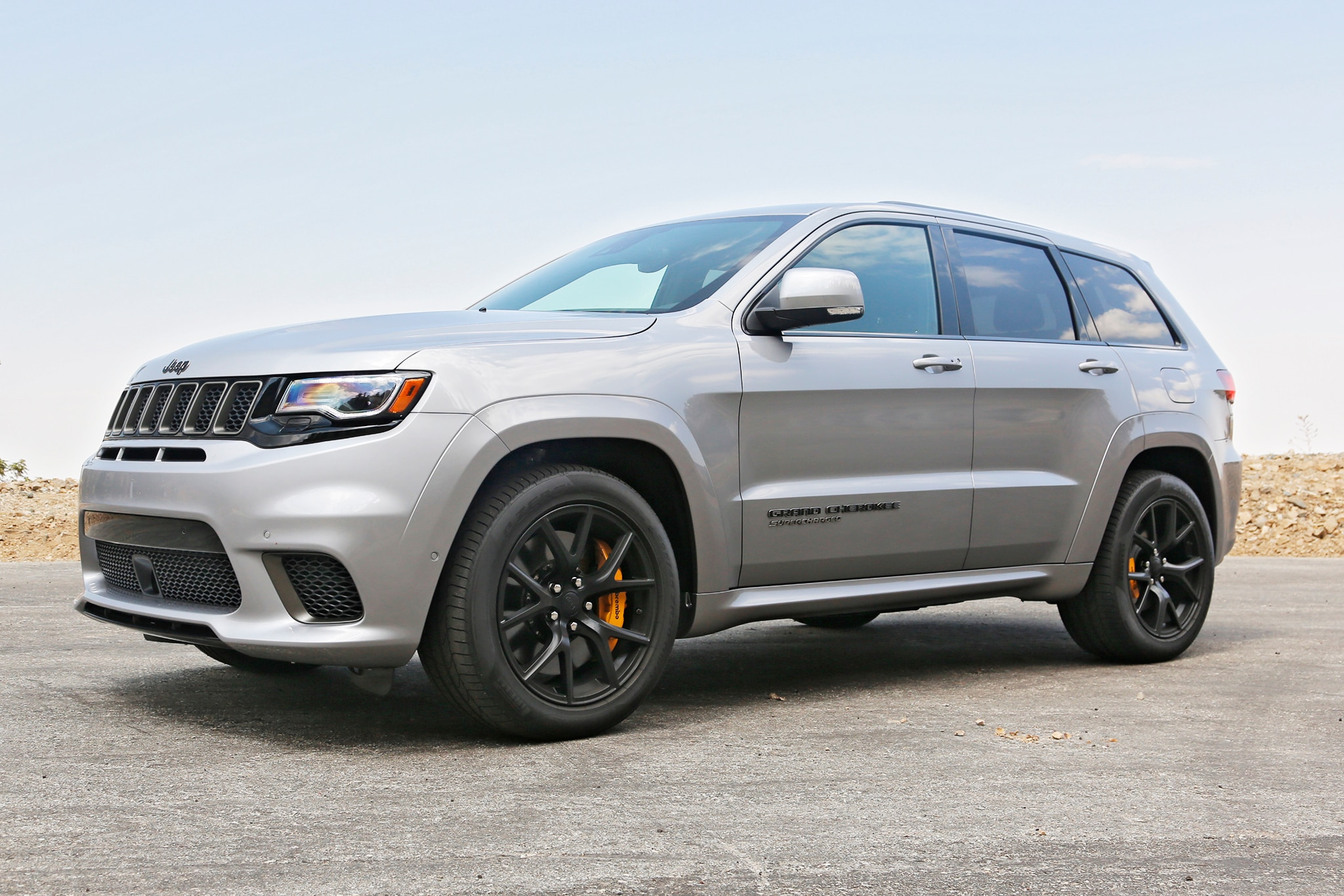 One Week With 2019 Jeep Grand Cherokee Trackhawk