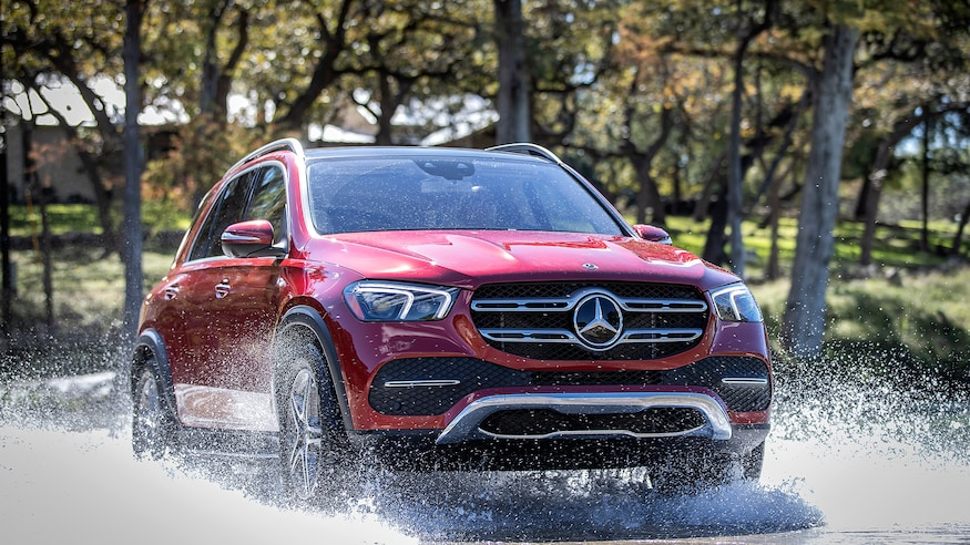 2020 Mercedes Benz Gle First Drive Review Sep Sitename