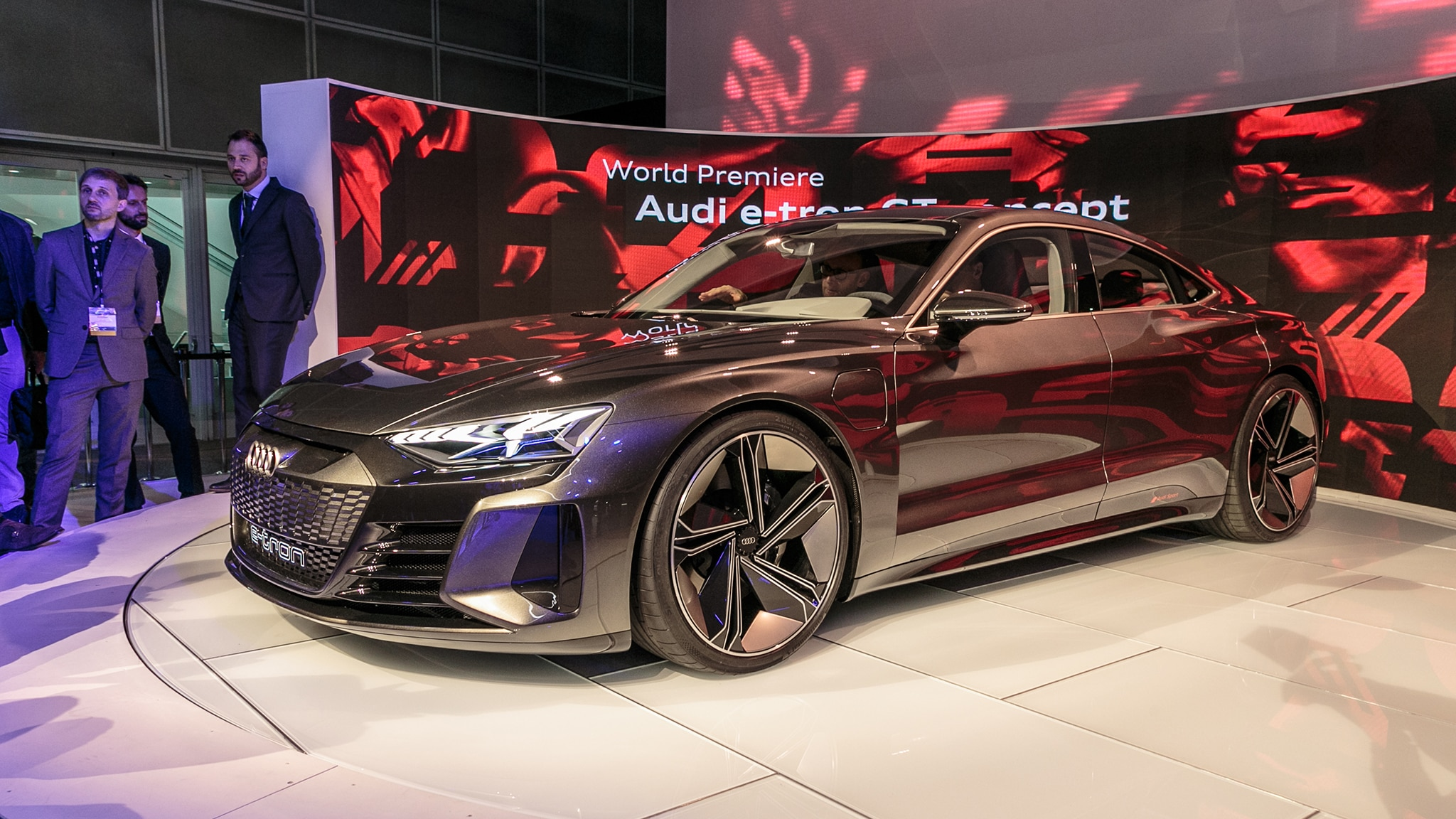 Audi E Tron Gt Ev Is A Vegans 590 Hp Dream Automobile