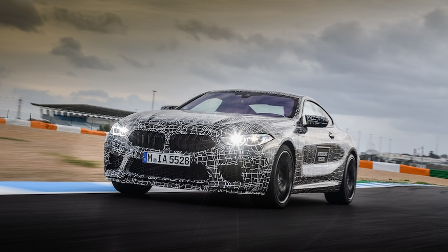 The New 2020 Bmw M8 Is Shaping Up To Be Great Automobile