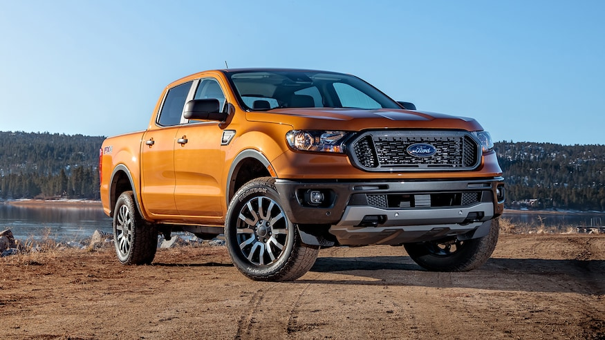 Ford And Vw To Partner On Midsize Trucks And Commercial