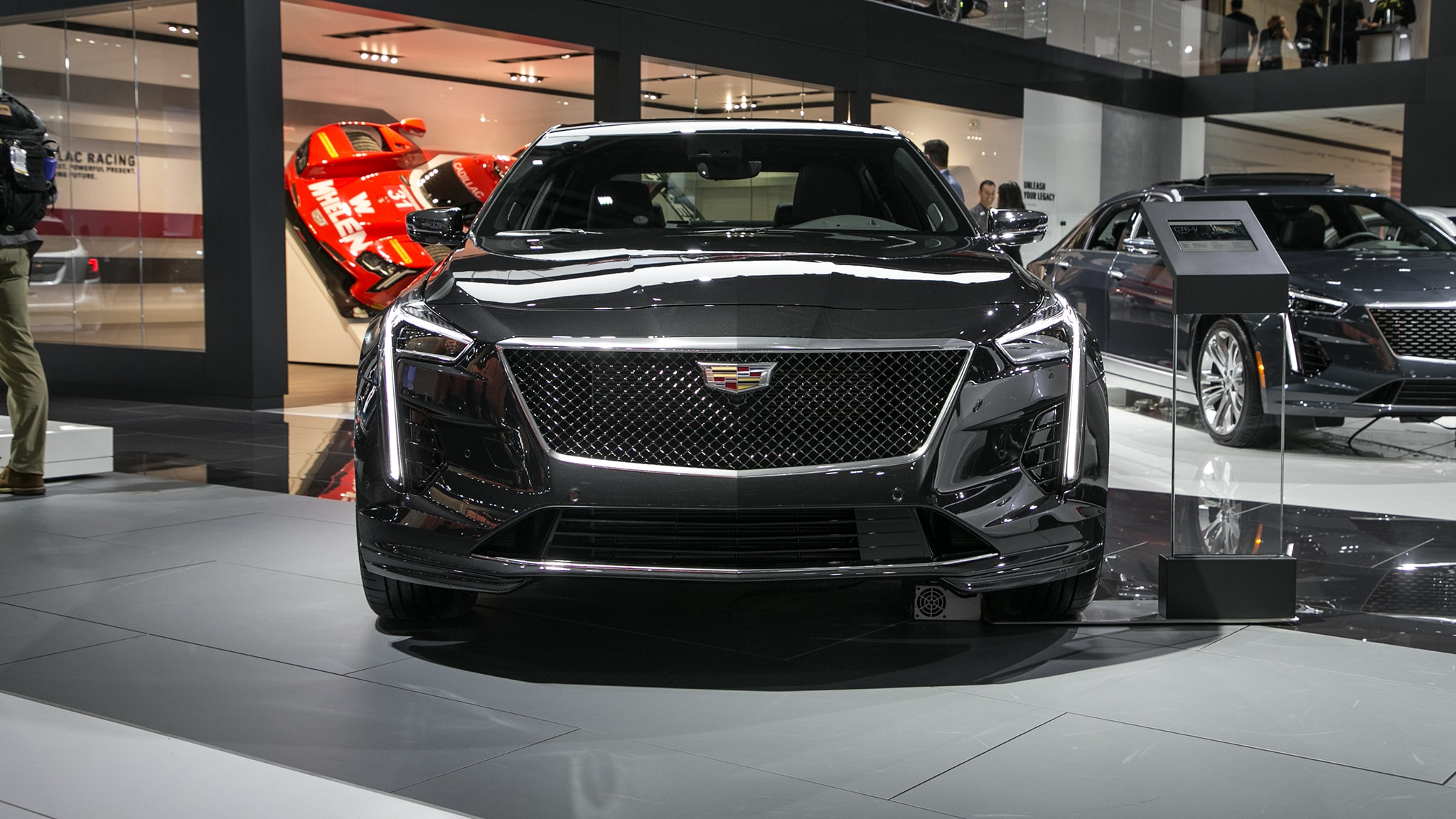 2019 Cadillac Ct6 V Is A Thing Get One Before Never Mind It S Sold Out