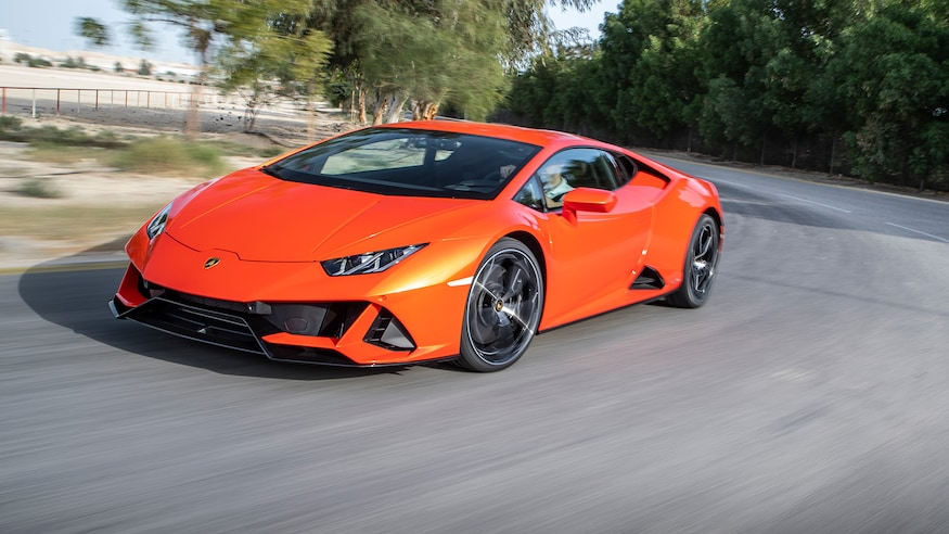 Lamborghini Huracan Evo Review It Freaking Rips