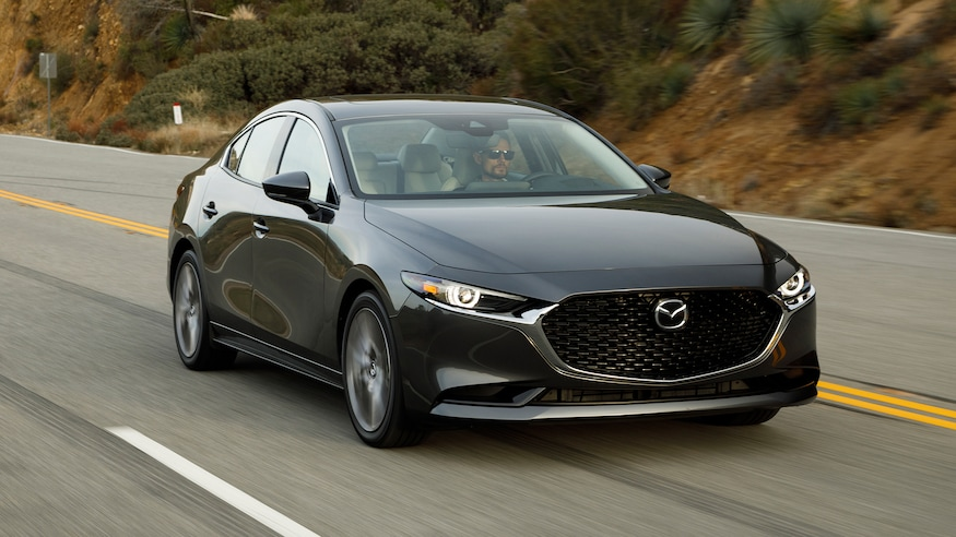 2019 Mazda 3 First Drive Review Advancing The Compact Car