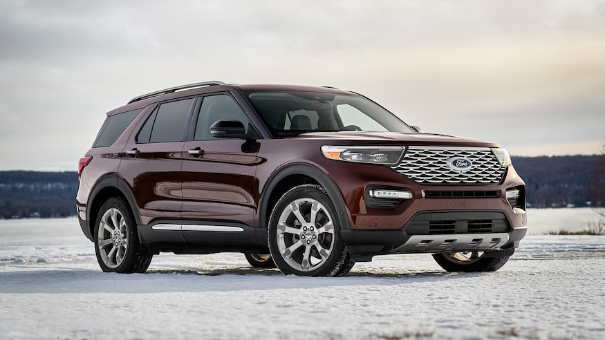 The 2020 Ford Explorer This All New Suv Will Help Save The