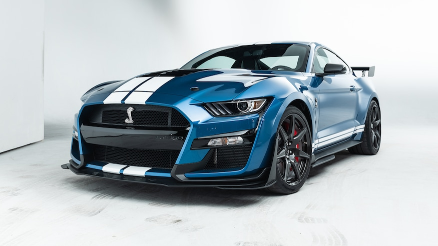 Here S How Much The 2020 Ford Mustang Shelby Gt500 Will Cost