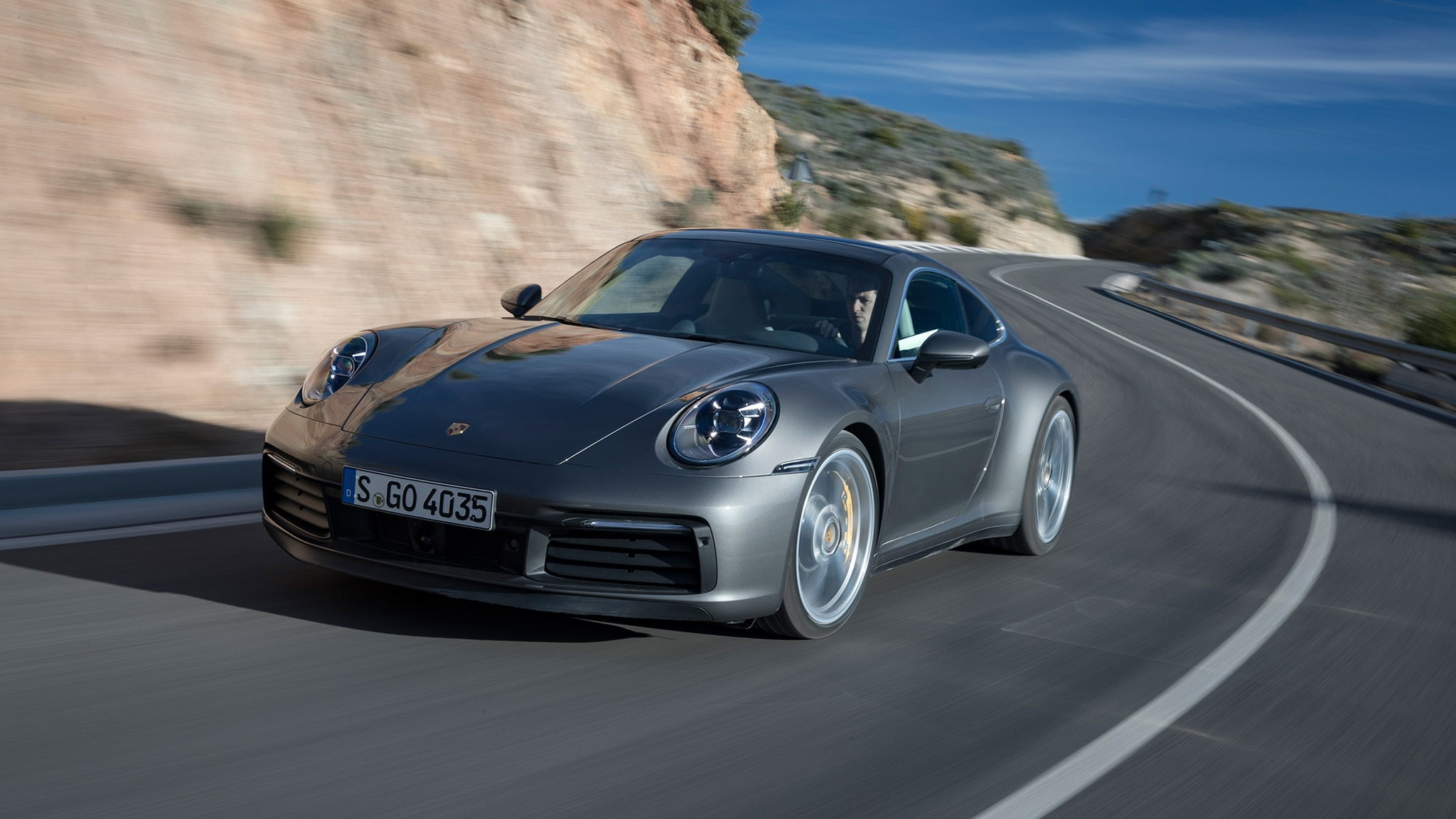 Unshakeable All New 2020 Porsche 911 Driven