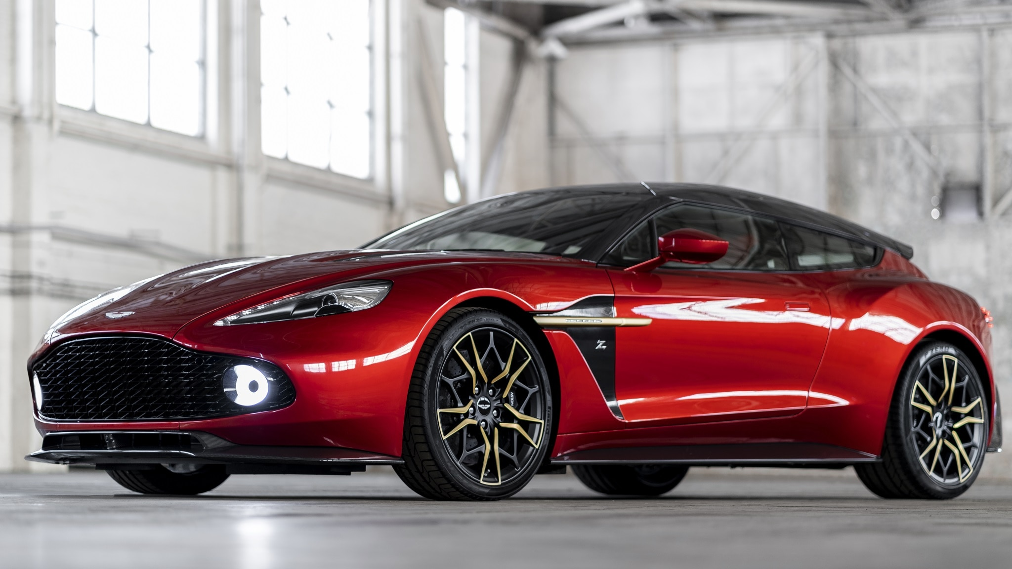 Which Of These Aston Martins Would You Most Want To Own