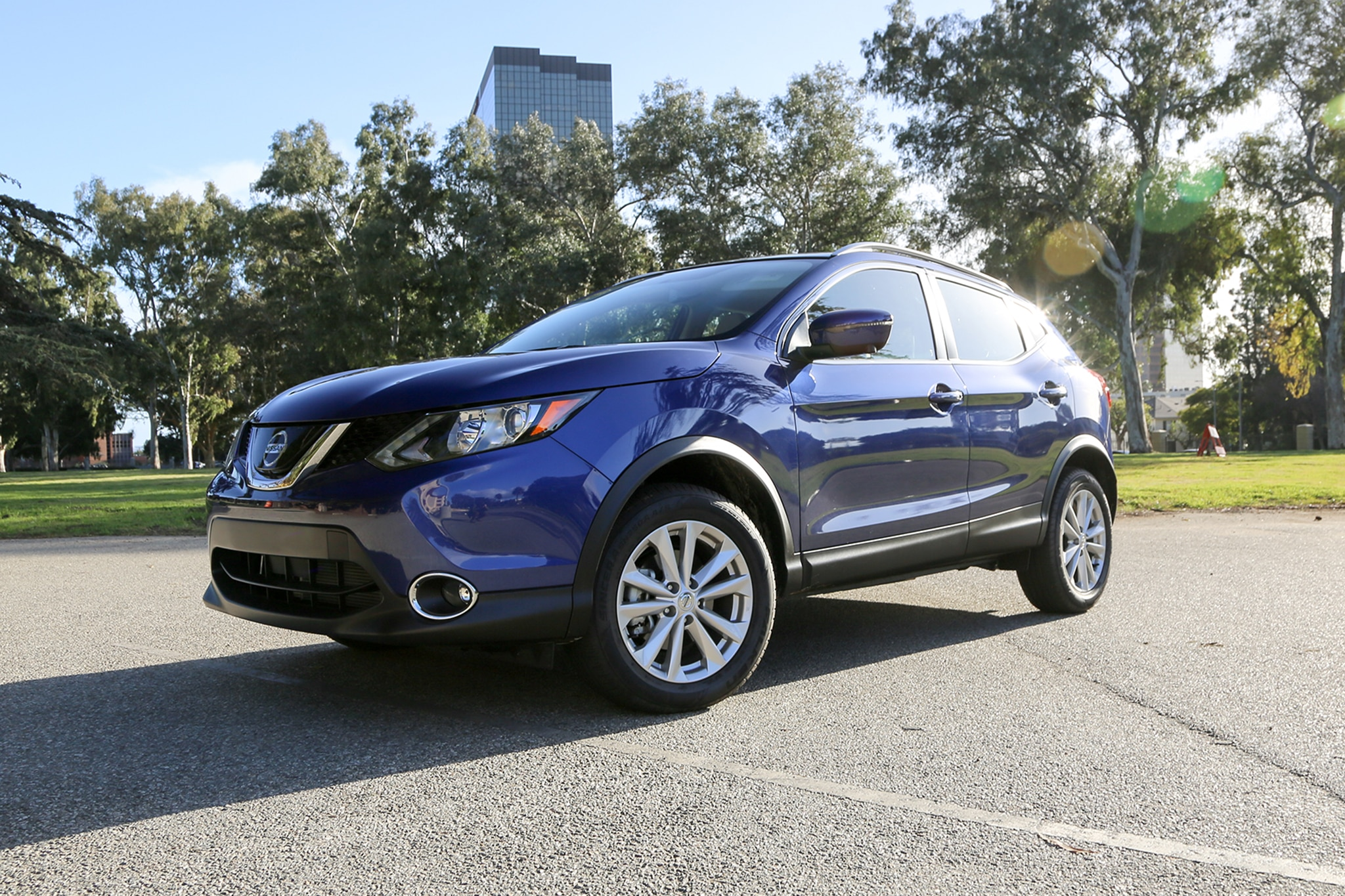 The Nissan Rogue Sport Will Get You There