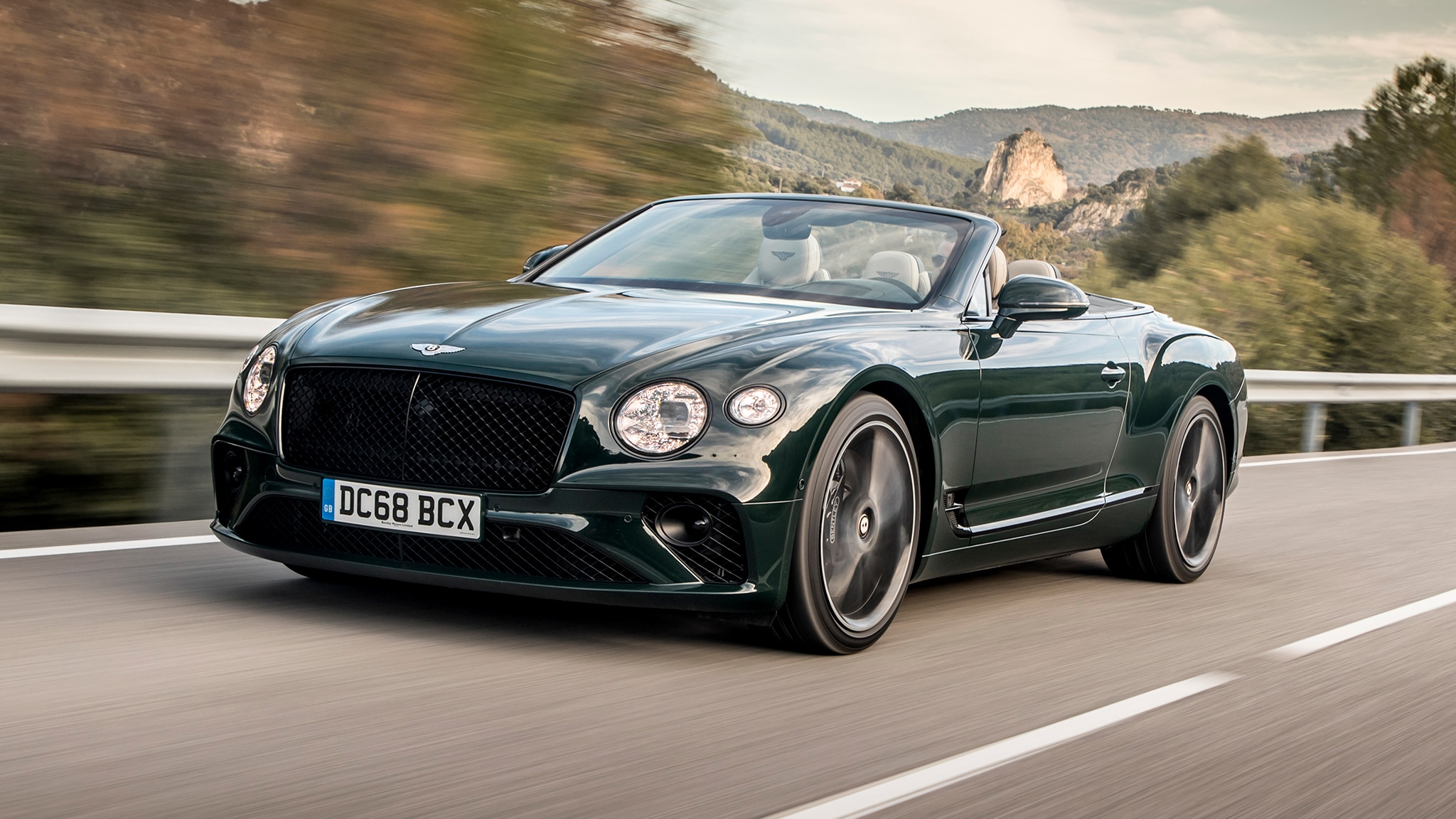 The New Bentley Continental Gt Convertible Is Our Kind Of Mobility