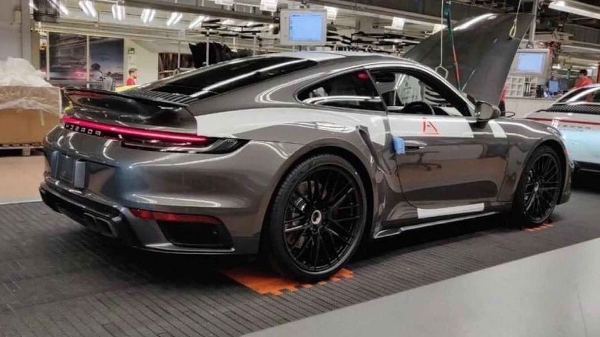 Are You The 992 Porsche 911 Turbo