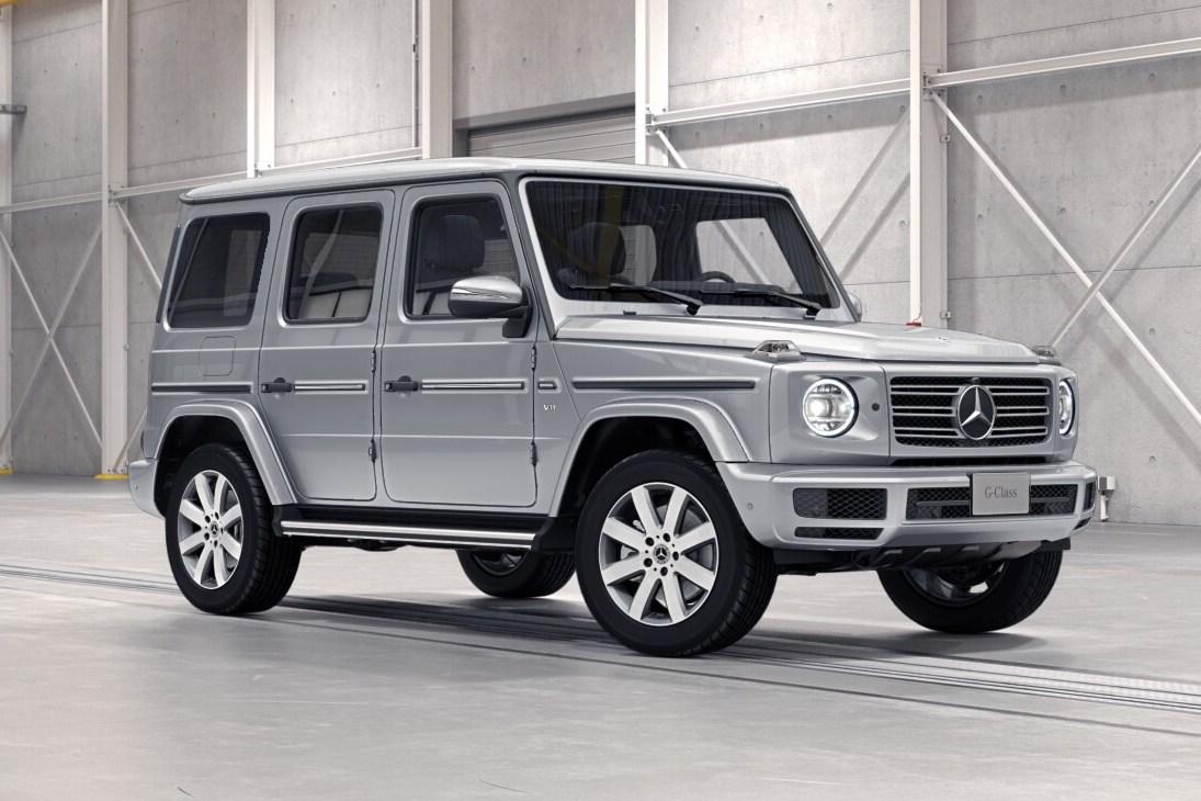 2019 Mercedes Benz G550 How I D Spec It